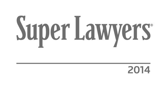 Super Lawyers 2014 Logo