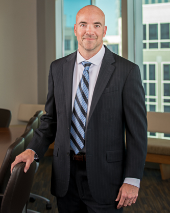 Standing photo of Michael T. Hoppe Attorney at Parr Brown Gee and Loveless