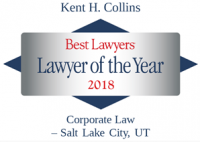 Attorney Kent H. Collins | Best Lawyers Lawyer of the Year 2018 | Corporate Law