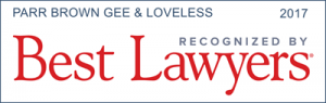 Best Lawyers in America® 2017 Recognizes 33 Parr Brown Attorneys