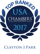 Clayton J. Parr   Chambers USA 2021