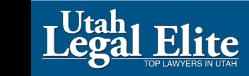 Utah Legal Elite | Top Lawyers 2019