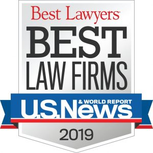 "Parr Brown Gee & Loveless receives 38 Tier 1 Regional Rankings from  U.S. News – Best Lawyers© 2019 ""Best Law Firms"" in Salt Lake Metropolitan Area"