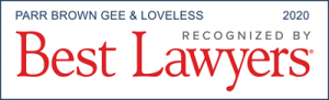 Best Lawyers in America® 2020 Recognizes 32 Parr Brown Attorneys
