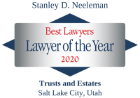 Attorney Stanley D. Neeleman | Best Lawyers Lawyer of the Year 2020 | Trust and Estates