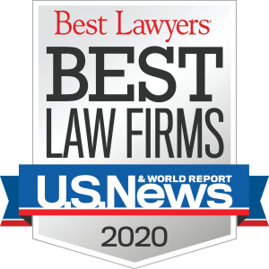 "Parr Brown Gee & Loveless receives Regional and National Rankings from  U.S. News – Best Lawyers© 2020 ""Best Law Firms"""