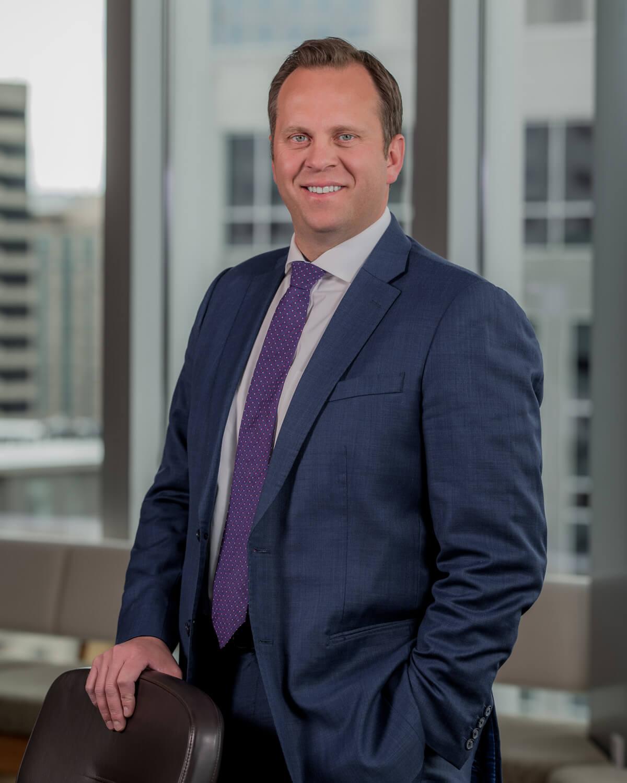 Dane R. Johansen | Attorney | Parr Brown