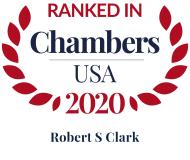 Attorney Robert S. Clark | Chambers USA 2020