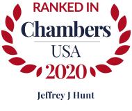 Attorney Jefferey J. Hunt   Chambers 2020