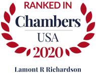 Attorney Lamont R. Richardson | Chambers USA 2020