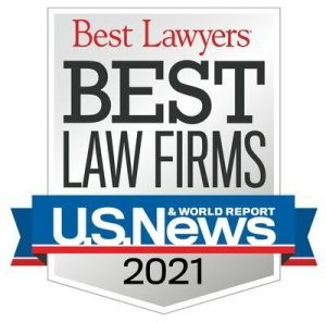 "Parr Brown Gee & Loveless receives Regional and National Rankings from  U.S. News – Best Lawyers© 2021 ""Best Law Firms"""